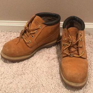 Timberland Short Boots!